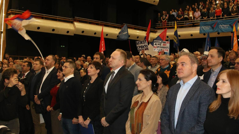 """Opozicija počela kampanju bojkota izbora, Đilas kaže da su """"poslušali svoj narod"""" 2"""