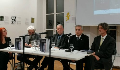 Knjiga o Danilu Kišu predstavljena u Srpskom kulturnom centru u Parizu 9