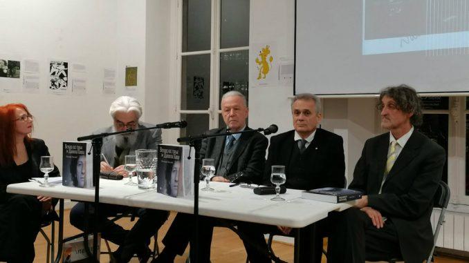 Knjiga o Danilu Kišu predstavljena u Srpskom kulturnom centru u Parizu 5