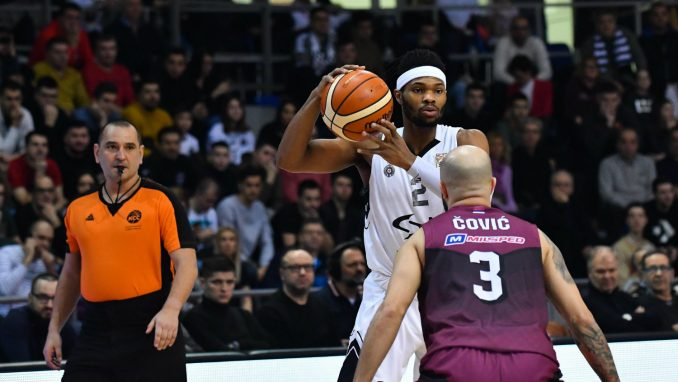 Košarkaši Partizana u finalu Kupa Radivoja Koraća 4