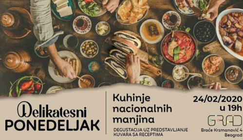 KC Grad: Kuhinje nacionalnih manjina na Delikatesnom ponedeljku 9