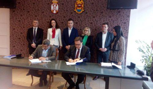 U Pirotu potpisan ugovor o rekonstrukciji 17 putnih pravaca u zoni Koridora 10 7