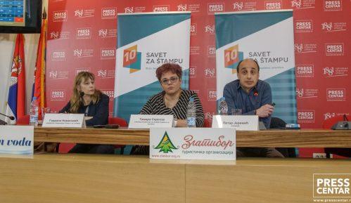 Savet za štampu: Sve više kršenja kodeksa novinara u Srbiji 3