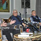 """Derbi"" Dragiše Kovačevića promovisan u Svečanim salonima 14"