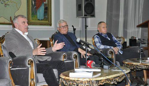 """Derbi"" Dragiše Kovačevića promovisan u Svečanim salonima 7"