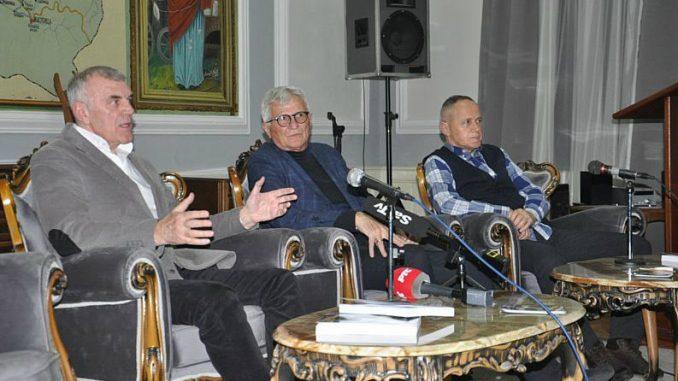 """Derbi"" Dragiše Kovačevića promovisan u Svečanim salonima 5"