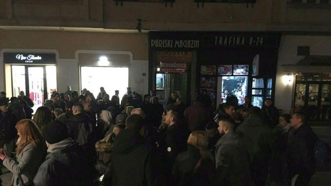 "Protest ""Bojkot za Novi Sad"" 3"