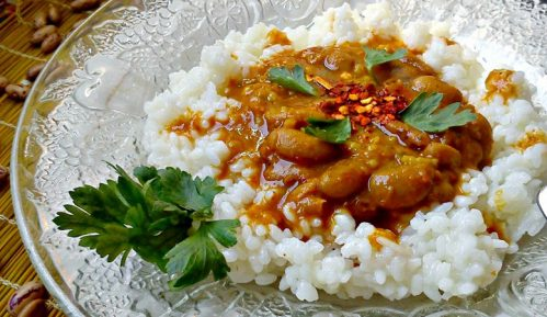 Recept nedelje: Rajma masala (Pasulj na indijski način) 3