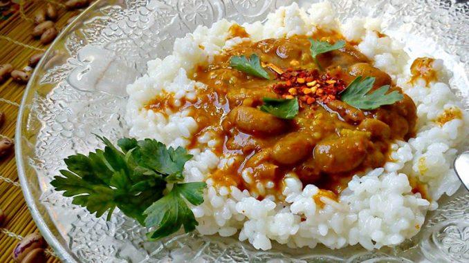 Recept nedelje: Rajma masala (Pasulj na indijski način) 1