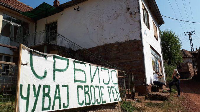 Protest u Beogradu: Meštani Stare Planine traže zabranu mini-hidroelektrana 2