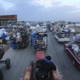 UN: Za dva meseca na severozapadu Sirije više od pola miliona raseljenih 7