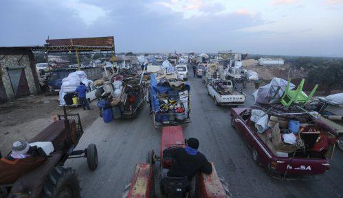 UN: Za dva meseca na severozapadu Sirije više od pola miliona raseljenih 4