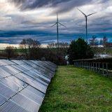 Sunce i vetar dostigli 10 odsto udela u svetskoj proizvodnji struje 10