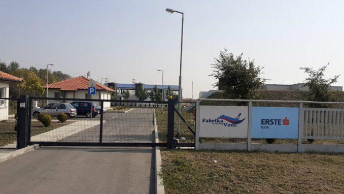 Čeka se izveštaj stručne komisije o radu fabrike vode u Zrenjaninu 3
