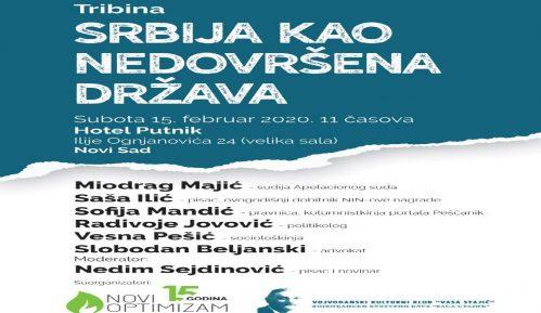 """Tribina """"Srbija kao nedovršena država"""" 15. februara u Novom Sadu 6"""