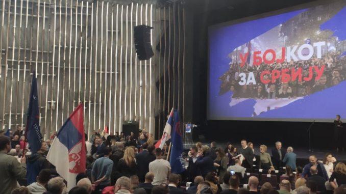 """Opozicija počela kampanju bojkota izbora, Đilas kaže da su """"poslušali svoj narod"""" 13"""