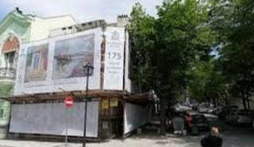 Vesić: Zaštitni prekrivači sa umetničkim delima na skelama kao obaveza investitora 2