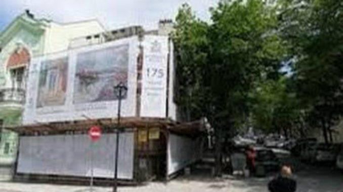 Vesić: Zaštitni prekrivači sa umetničkim delima na skelama kao obaveza investitora 3