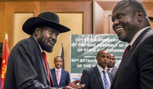Rivalske vođe Južnog Sudana se složile da formiraju koalicionu vladu 1