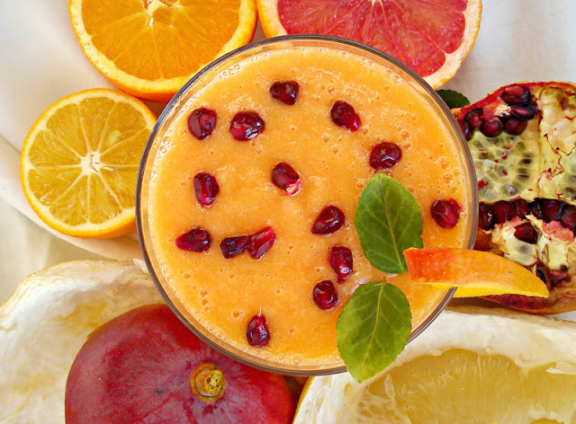 Recept nedelje: Čarobni voćni miks 2