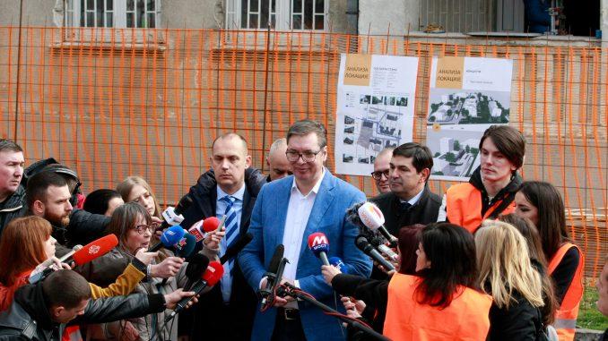 Vučić: Vrlo je moguće da SNS izgubi naredne izbore 4