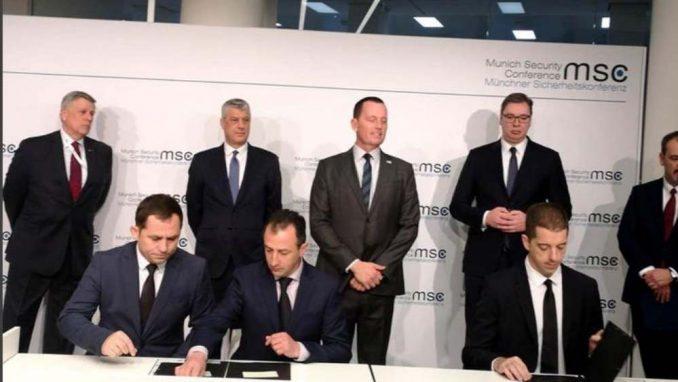 Srbija i Kosovo potpisali sporazume o železničkoj vezi i auto-putu Beograd-Priština 2