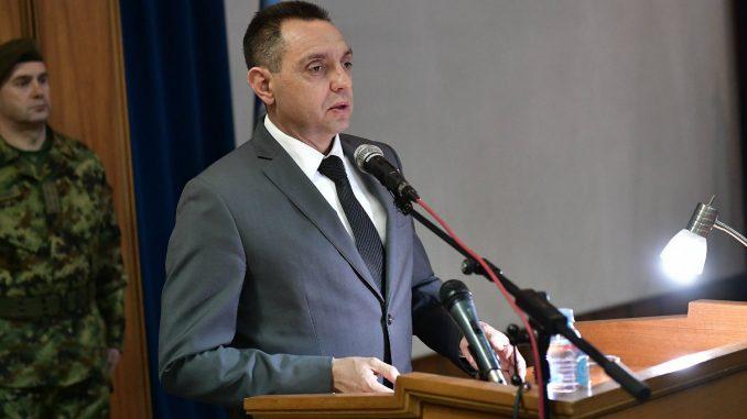 Vulin: Prvi put jedinica Vojske Srbije samoodrživa u mirovnoj misiji 2
