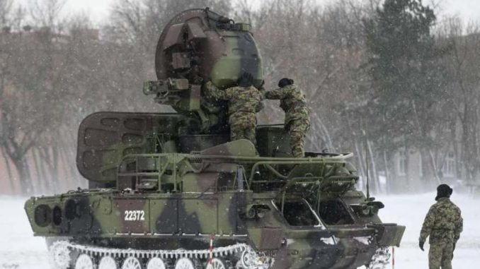 Vulin: Ubrzano modernizujemo Vojsku 2