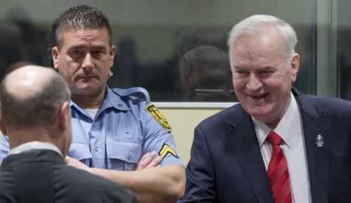 Haški tribunal: Informacije o smrti Ratka Mladića nisu tačne 5