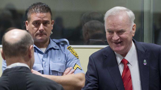 Haški tribunal: Informacije o smrti Ratka Mladića nisu tačne 3