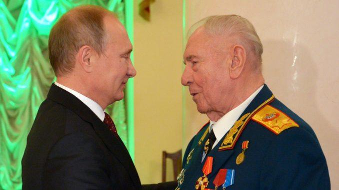 U Moskvi preminuo poslednji maršal Sovjetskog Saveza Dmitri Jazov 1