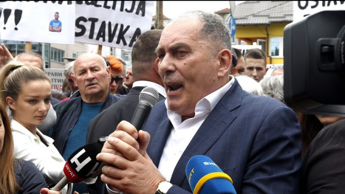 Potvrđena optužnica protiv bišeg ministra BiH, on tvrdi da je montirana 3