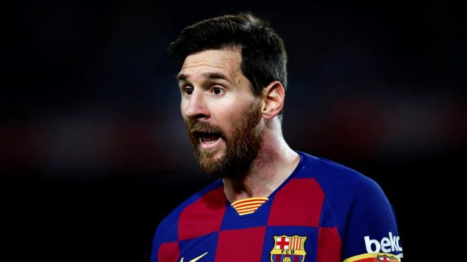 Mesi najplaćeniji fudbaler na svetu 4