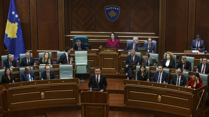 Samoopredeljenje: Veljiu da objasni stav o ulasku srpske vojske na Kosovo 1