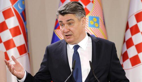Milanović neće učestvovati u konstituisanju Sabora 2