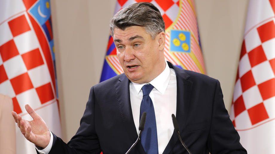 Milanović neće učestvovati u konstituisanju Sabora 1