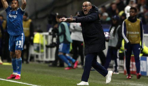 Trener Juventusa: Dobra igra u poluvremenu nedovoljna za pobedu u LŠ 8