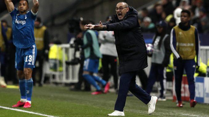 Trener Juventusa: Dobra igra u poluvremenu nedovoljna za pobedu u LŠ 3