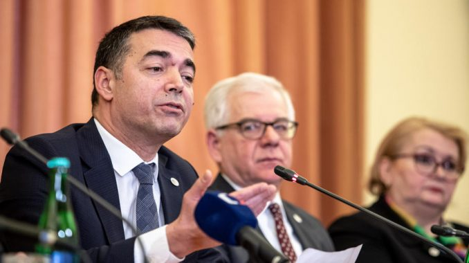 Višegradska grupa: Podrška za otvaranje pregovora s Albanijom i S. Makedonijom 2