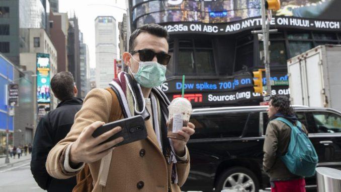SAD treća zemlja u svetu po broju zaraženih od korona virusa 1