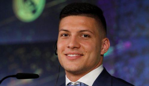 Nakon oporavka od korone Luka Jović se povredio 3
