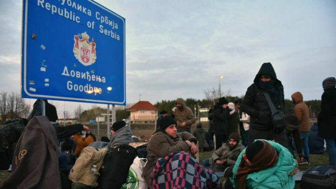 Komesarijat Srbije poziva nadležne da sankcionišu lažne vesti o migrantima 4