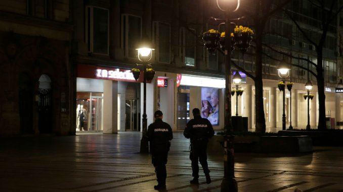 Beogradski centar za ljudska prava: Građani koji krše policijski čas biće abolirani 2
