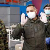 "Vulin: Za šest dana nova bolnica u krugu VMC ""Karaburma"" 11"