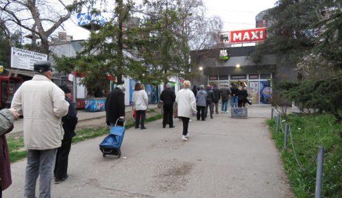 Kako je bilo Koraksu u prvoj nedeljnoj kupovini za penzionere? 4