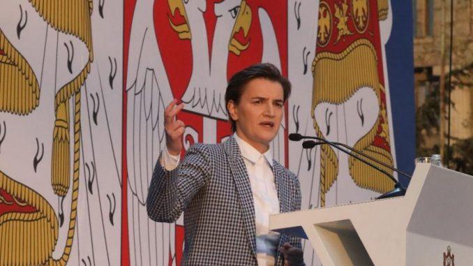 Brnabić: Očekivali smo otvaranje granice Crne Gore, odluka je bila politička 4