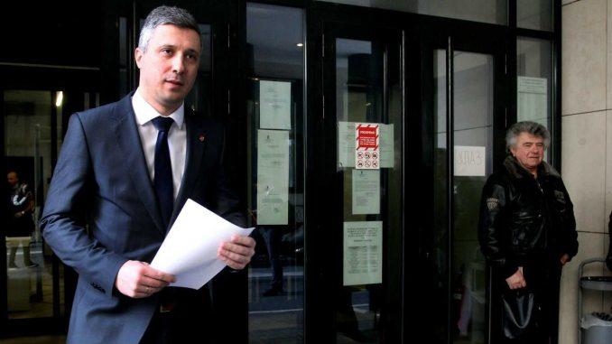 Da li je Boško Obradović ugrozio predsednika 1