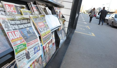 Informer, Blic, Kurir i Alo prepisali Danas 1