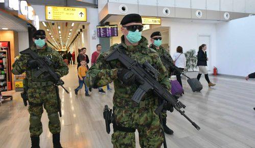 Vojska Srbije kontroliše granične prelaze, prihvatne centre, bolnice, aerodrome 14