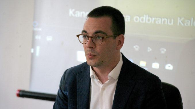 Bastać: Pasarela od dva miliona evra - ruganje Beograđanima 1